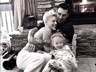 Carey Hart Shares Sweet 10-Year Anniversary Message to Pink: 'I'm Proud of Us Baby!'