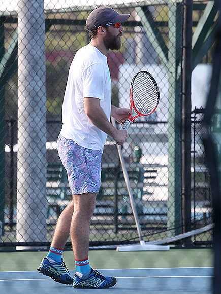 Sibling Rivalry! Pippa and James Middleton Play Tennis in St. Barts| The British Royals, The Royals, Pippa Middleton