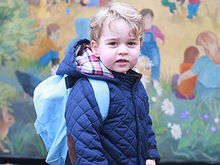 Raising a Future King the Montessori Way: All About Prince George's Preschool