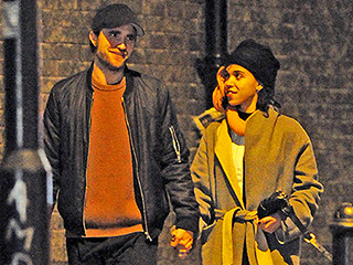 Robert Pattinson and FKA twigs Hold Hands During Romantic Stroll in London