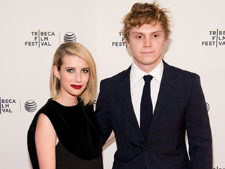 On Again! Emma Roberts and Evan Peters Ring in the New Year with Romantic Staycation in Malibu