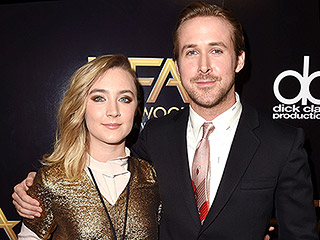 Saoirse Ronan Calls Ryan Gosling 'a Blond Canadian Jesus' After He Got People to Start Pronouncing Her Name Correctly