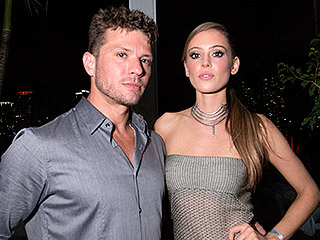 Ryan Phillippe's Fiancée Paulina Slagter Puts Her Sparkly Engagement Ring on Display in Miami
