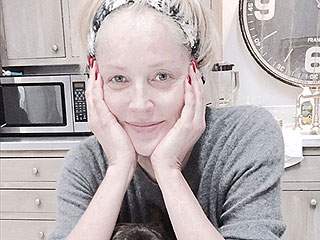 Sharon Stone Glows in a Gorgeous Makeup-Free Selfie