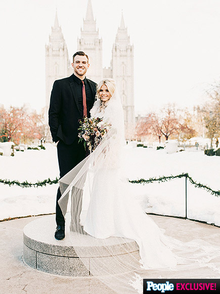 Dancing with the Stars' Witney Carson Weds High School Sweetheart Carson McAllister – Get the Exclusive Details| Dancing With the Stars, Wedding, Witney Carson