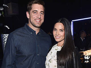 Olivia Munn Shoots Down Aaron Rodgers Engagement Rumors by Posting Hilarious Text Exchange with Her Mom