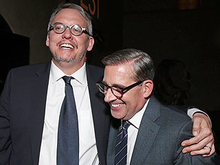 How Did The Big Short Director Adam McKay Celebrate Those New Oscar Noms? With Waffles and Mimosas!