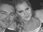 Amy Schumer's Boyfriend Shares Yet Another Cute Picture of the Couple from the Golden Globes