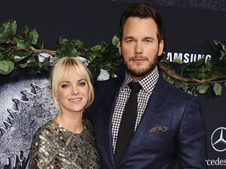 Anna Faris Grills Chris Pratt's Onscreen Love Interests Aubrey Plaza and Jennifer Lawrence in Podcast Interview