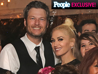 Look Who Caught the Bouquet at the Wedding for Blake Shelton's Hairstylist