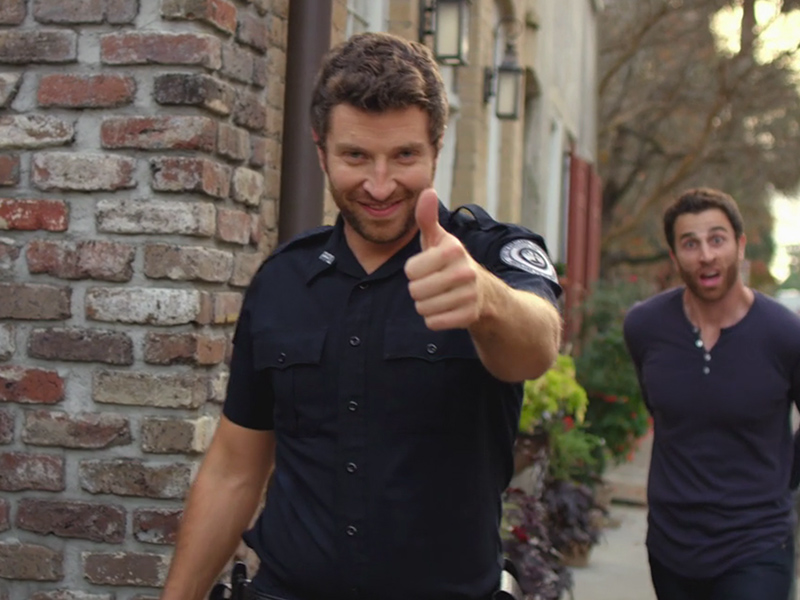 Brett Eldredge Premieres 'Drunk on Your Love' Video – and Jokes Arresting His Brother Was His Favorite Part| Country, Brett Eldredge