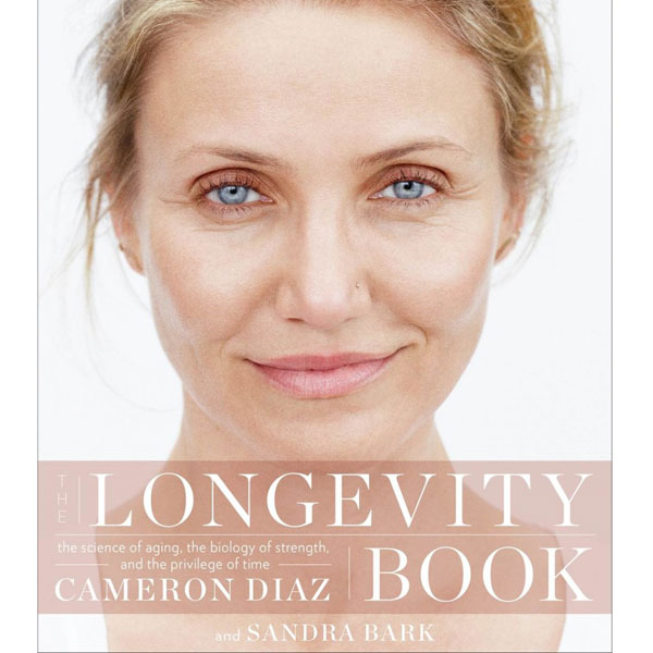 Cameron Diaz Reveals Cover for New Book About Aging: 'I Am So Excited ... Cameron Diaz