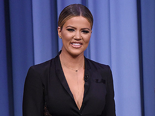 Khloé Kardashian Jokes She's Arnold Schwarzenegger to Danny DeVito Towering Over Him on the Tonight Show