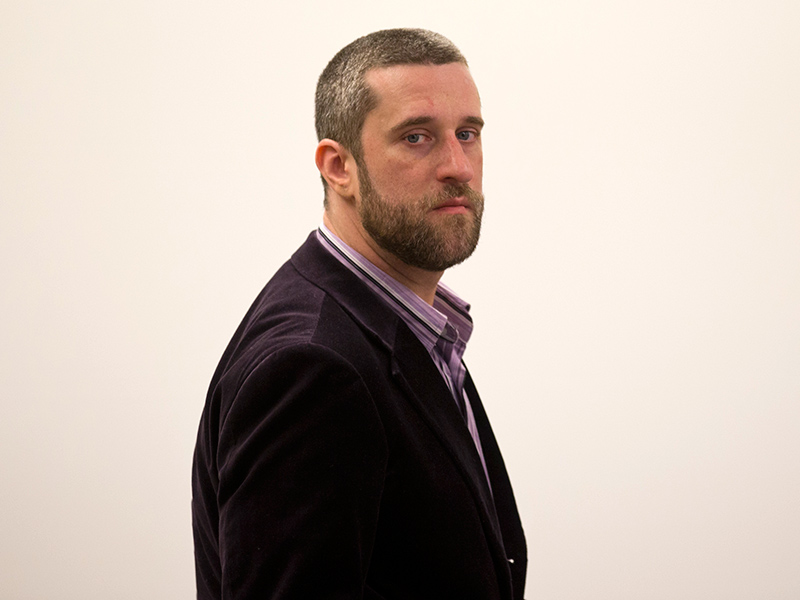 Dustin Diamond Checks into Jail