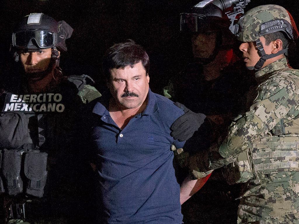 Sean Penn Slams Reaction to His 'El Chapo' Interview: 'My Article Failed'| Crime & Courts, True Crime, Sean Penn