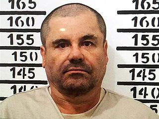 'El Chapo' Sports New Look in Latest Mugshot