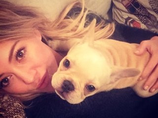 Hilary Duff Mourns Death of Her Dog Beau: 'I Am Shattered in a Million Pieces'