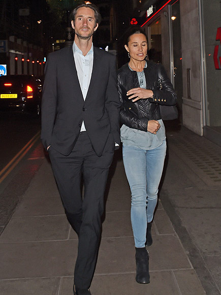 Pippa Middleton's Boyfriend James Matthews Bio : People.com - photo#12
