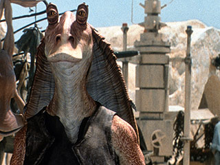 FROM EW: Jar Jar Binks Actor Says He Won't Play Role Again: 'I've Done My Damage'
