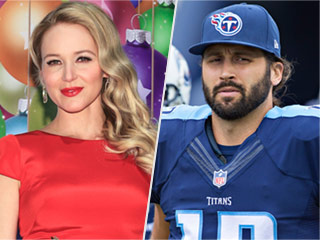 Touchdown! Jewel Is Dating Colts Quarterback Charlie Whitehurst: 'She's Really Happy'