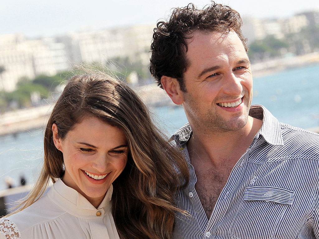 Keri Russell & Matthew Rhys: Inside Their Love Story| Babies, Couples, The Americans, People Picks, TV News, Keri Russell, Matthew Rhys