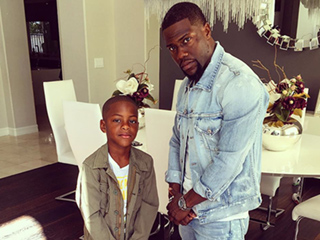 Kevin Hart Reveals His Son Hendrix Will Serve As His Best Man