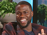 Kevin Hart Says He 'Saved Lady Gaga's Life' at the Golden Globes: 'I'm a Hero'