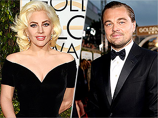 Leonardo DiCaprio & Lady Gaga Went Gaga Over Their Funny Golden Globes Run-In: 'We Were Laughing About It at the Afterparty'