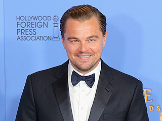 Leonardo DiCaprio Thought Pal Jonah Hill's Revenant Bear Gag During the Golden Globes Was 'Amazing'