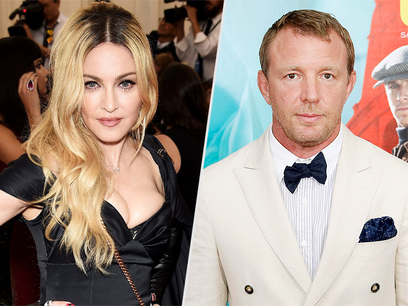 Madonna Son Rocco Staying with Dad Guy Ritchie Until Custody Agreement: Judge