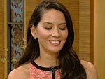 VIDEO: Olivia Munn Hilariously Impersonates Her Mother While Addressing Those Engagement Rumors