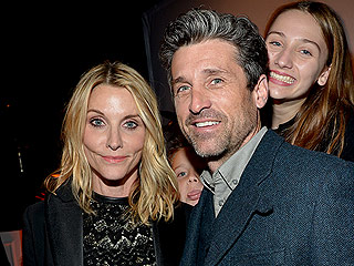 Patrick Dempsey and Estranged Wife Jillian Attend Event in LA Together