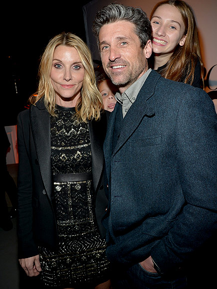 Patrick Dempsey and Wife Jillian 'Very Happy' as Source Says 'There Are No More Divorce Plans'| Couples, Patrick Dempsey