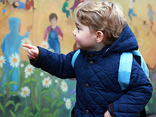 How Prince George's Preschool Is Teaching Him to 'Do Things for Himself'