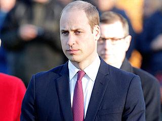 Whose Magic Scissors Gave Prince William the Buzz?