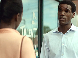 FROM EW: Barack Convinces Michelle to go on a Date with Him in Southside with You Clip
