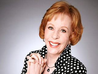 Carol Burnett Explains How Lucille Ball Got a NSFW Nickname