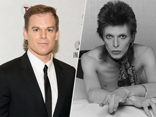Michael C. Hall Discusses Playing David Bowie Character on Stage In Lazarus: 'There's Been a Potent Sense of His Presence'