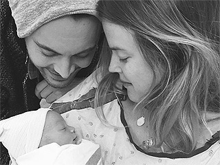 Meet Cypress Night! Jack Huston and Shannan Click Introduce Their Newborn Son – See His Photo