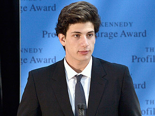FROM TIME: John F. Kennedy's Grandson Jack Schlossberg Says 'We Need Courage on the Refugee Crisis'
