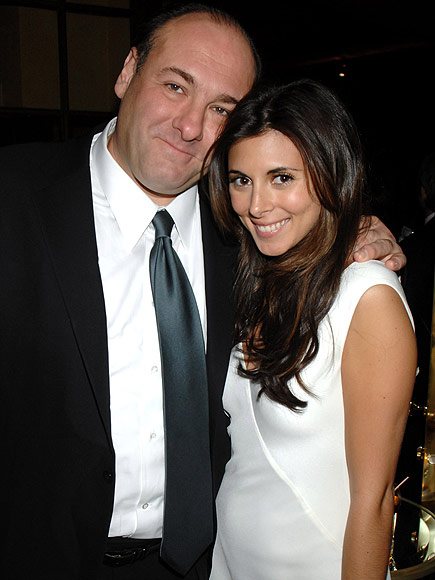 Jamie-Lynn Sigler Says Her Sopranos Dad James Gandolfini Was 'Very Protective' When She Confided in Him About Her Multiple Sclerosis| Health, The Sopranos, People Picks, TV News, James Gandolfini, Jamie-Lynn Sigler