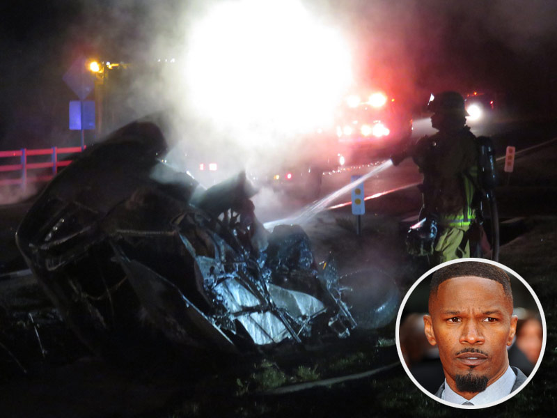 Inside Jamie Foxx's Emotional Meeting with Father of the Driver He Rescued: 'I Just Had to Do Something'| Good Deeds, Jamie Foxx
