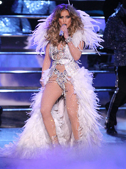 The Ultimate Jennifer Lopez Experience: J-Lo Kicks Off Her Las Vegas Residency with Fabulous (and Sparkly) Show| Las Vegas, Music, People Scoop, Music News, Scoop Ad Tag, Casper Smart, Jennifer Lopez