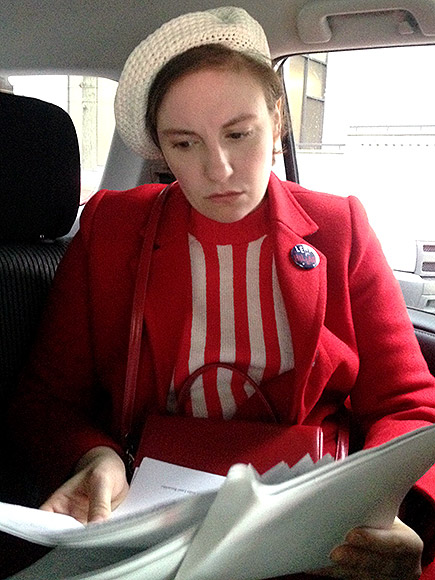 'When the Lady Asks, I Answer': Lena Dunham Documents Her Campaign Road Trip for Hillary Clinton| 2016 Presidential Elections, politics, TV News, Hillary Rodham Clinton, Lena Dunham