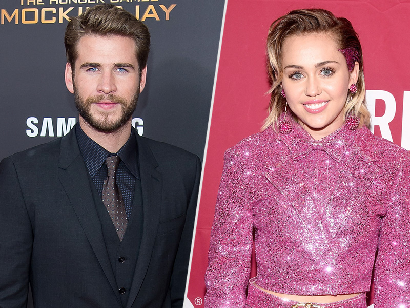 Miley Cyrus Is 'Fantasizing About' Her Wedding to Liam Hemsworth, But They Haven't Set a Date: Source| Engagements, Movie News, Music News, Liam Hemsworth, Miley Cyrus