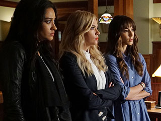 PLL Sneak Peek: The Liars Confront Aria After Shocking Death