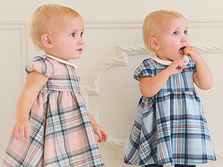 How Prince George Helped Inspire the New Diana Collection Baby Wear Line (Including Knee Socks!)
