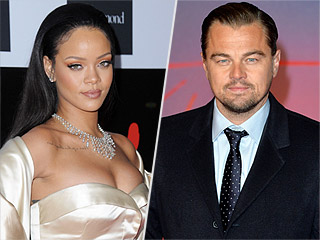 Leonardo DiCaprio and Rihanna Meet Up in Paris But Are 'Just Friends,' Says Source