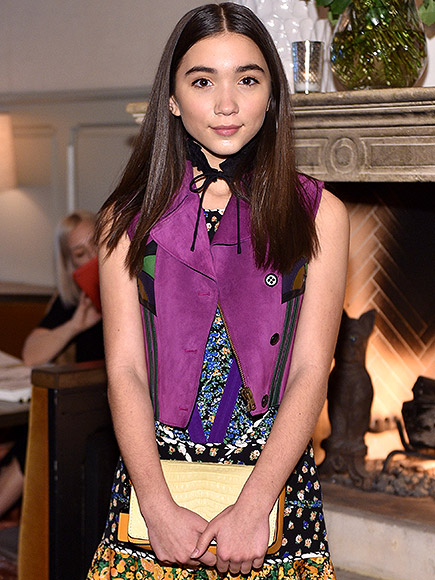 Girl Meets World's Rowan Blanchard Says She Identifies as Queer