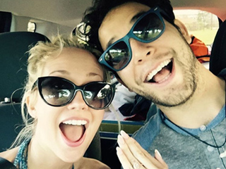 See Skylar Astin's Aca-Perfect Engagement Ring Gifted to Him By Fiancée Anna Camp